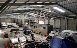 Townsville Premier Storage | Caravan and Boat Unit